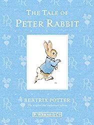 The Tale of Peter Rabbit plus a list of all time favorite children's books, includes a free file