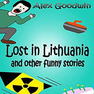 Lost in Lithuania and Other Funny Stories (Bob and Billy Funny Stories Book 3) audiobook cover art