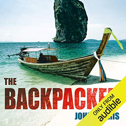 The Backpacker audiobook cover art