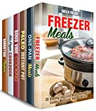 Special Cooking Box Set (6 in 1) : Over 200 Slow, Pressure Cooker, Sous Vide, Air Fryer, Cast Iron, Blender Recipes to Cook Exciting Meals (Quick & Healthy)