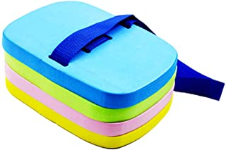 BlueSpace Back Float Swimming Belt Water Aerobics Exercise Aqua Fitness Swim Training Equipment Board with Adjustable Layers for Kids Swimming Beginners