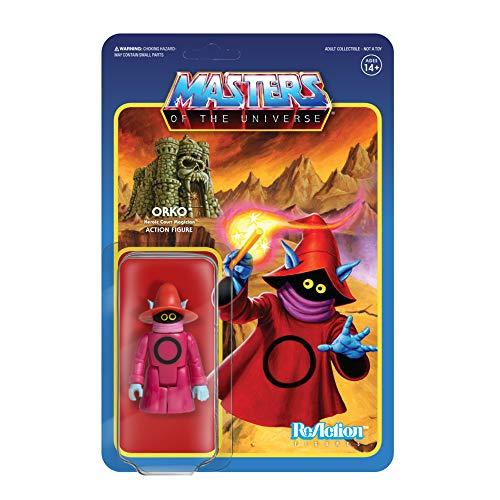 Super7 Masters of The Universe Reaction Action Figure Wave 4 Orko 10 cm Figures