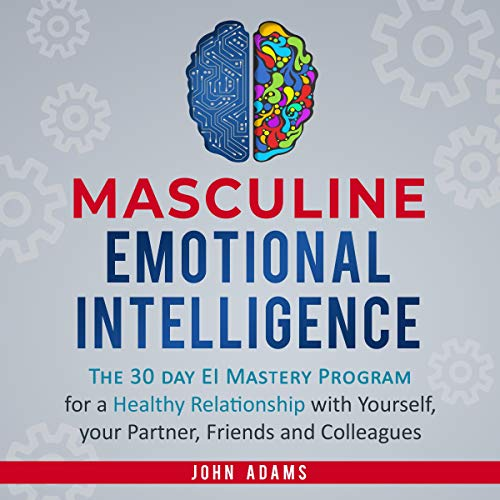 Masculine Emotional Intelligence audiobook cover art
