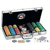 Juego Pro Team 300 - Maletín de Poker I Poker Set I Poker Incluye Cartas de Poker Texas...