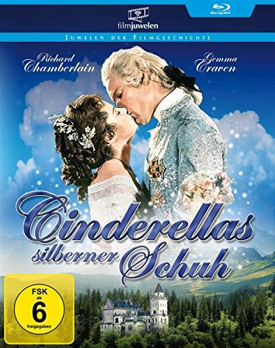 Cinderellas silberner Schuh (Filmjuwelen) [Blu-ray]