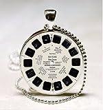 View Master Collar, visor de carrete vintage de los años ochenta Fads Techie