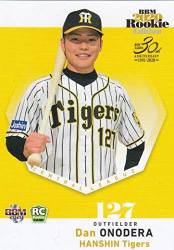 BBM 2020 084 小野寺暖 阪神タイガース (レギュラーカード) ベースボールカード ルーキーエディション