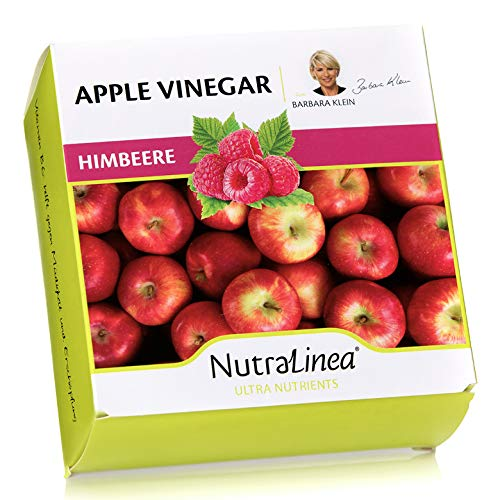 NutraLinea® Apple Vinegar Apfelessig Drink, Himbeere