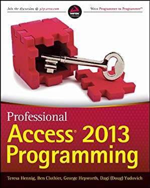 Professional Access 2013 Programming