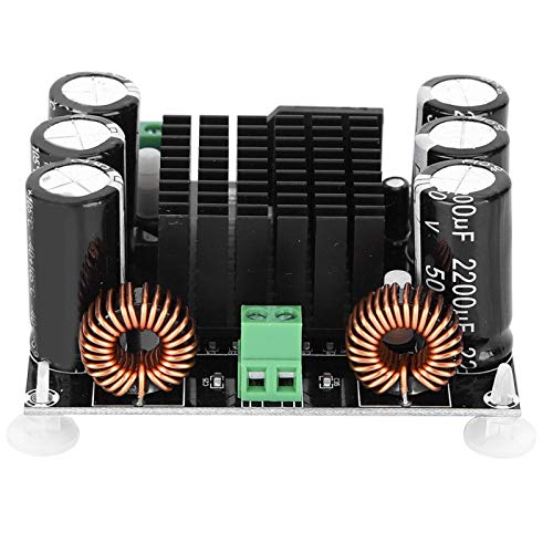 Agatige Placa amplificadora TDA8954TH, Placa amplificadora Digital monocanal, componentes electrónicos de Piezas...