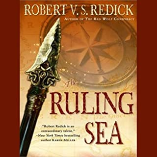 The Ruling Sea audiobook cover art