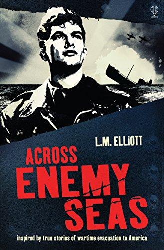 Across Enemy Seas (English Edition)