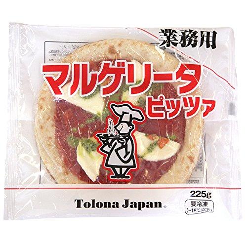 【冷凍】 業務用 トロナジャパン マルゲリータ ピッツァ 225g 本格ナポリ 冷凍ピザ