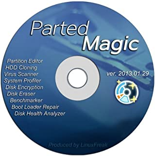 tool partition magic