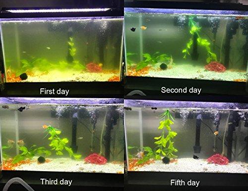 Product Image 1: COODIA Internal Green Water Killer Filter Aquarium Tank U-V Pump
