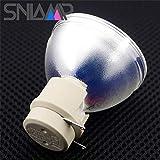 SNLAMP Original BL-FP280J / DE.5811118924-SOT Lámpara de proyector Repuesto P-VIP 280W Bombilla para OPTOMA EH415ST EH415e HD37 EH415 W415 W415e proyectores