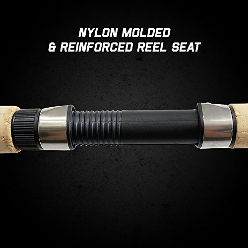 Lamiglas X-11 Salmon/Steelhead Spinning Rod Review 4