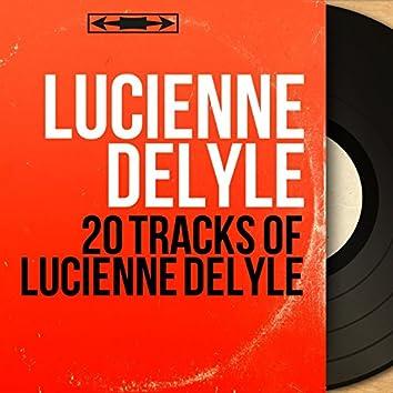 20 Tracks of Lucienne Delyle (Mono Version)