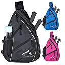 Himal Pickleball Bag- Adjustable Pickleball,Tennis,Racketball Sling Bag