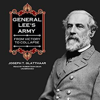 General Lee's Army cover art
