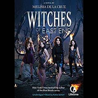 Page de couverture de Witches of East End