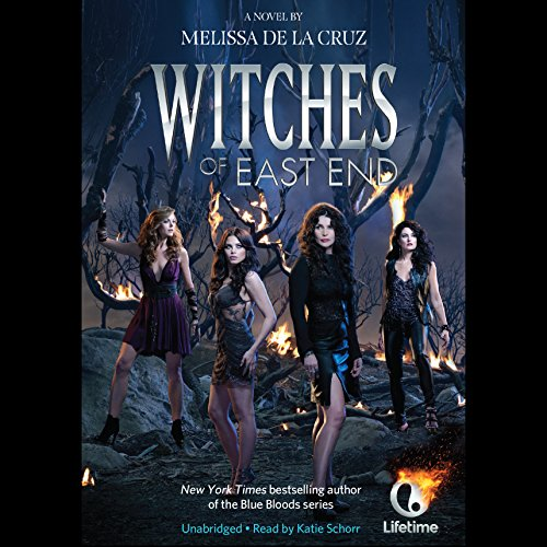 Couverture de Witches of East End