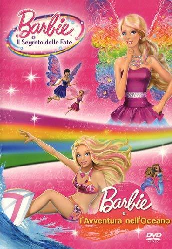 Barbie - Il segreto delle fate + Barbie e l'avventura nell'oceano