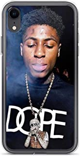 iPhone 6 Plus/6s Plus Pure Clear Case Cases Cover NBA Youngboy