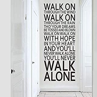 Best when you walk alone quotes Reviews