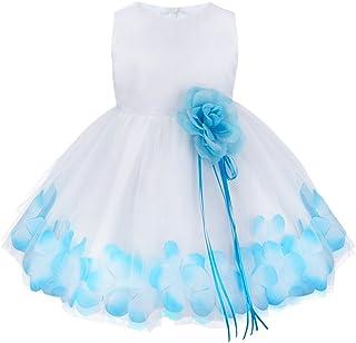 (アルビビ) Alvivi 子供ドレス 花柄 女の子 フォーマルドレス ピアノ 発表会 こどもドレス キッズ ドレス 結婚式 演奏会 誕生会 パーティ