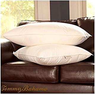 Tommy Bahama Ultimate Down Alternative Twin Pack Queen Pillows (Set of 2) - 20