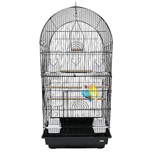 Heritage 6103H Beaumont 2 Door Double Large Bird Cage Budgie Parakeet...