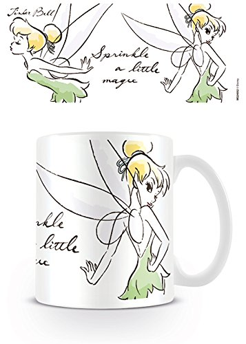 Peter Pan Tinker Bell Tasse Standard