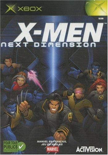 X-Men : Next Dimension : Xbox , FR