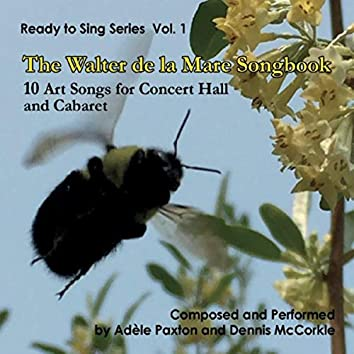 The Walter De La Mare Songbook