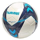 Hummel Storm Ultra Light FB Ballon de Handball Blanc/Indigo/Turquoise Taille 4