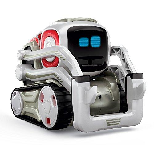 Anki Cozmo Robot de Juguete Interactivo y Divertido, niños, Blanco, Color (000-00067)