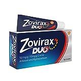 Zovirax Duo 50 mg g 10 mg g Creme 2 g