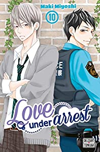 Love under Arrest Edition simple Tome 10