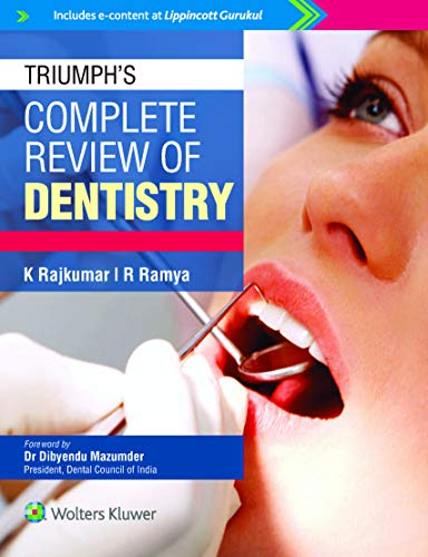Triumph's Complete Review of Dentistry, (2 Volume Set) - Original PDF