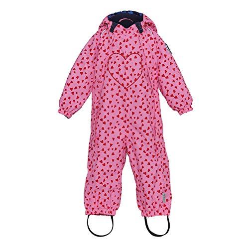 Racoon Suit Combinaison de Transition, Candy Heart, 86 Bébé Fille