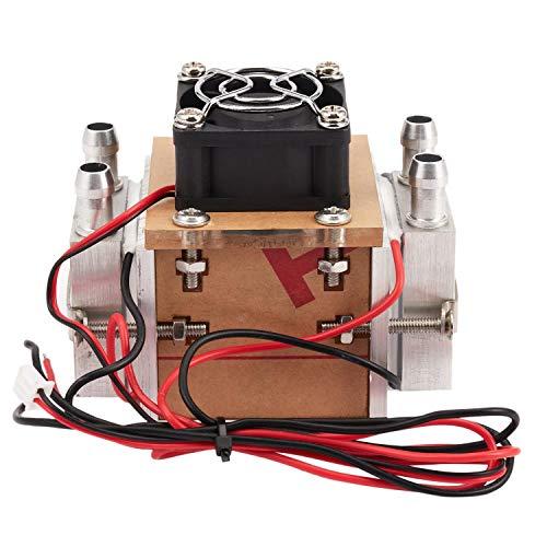 tellaLuna 1 Pieza Diy 120W Tec Refrigerador Semiconductor Peltier Aire Acondicionado Enfriamiento Por Agua Movimiento para Refrigeración y Ventilador