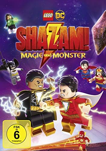 Lego DC: Shazam! Magie und Monster