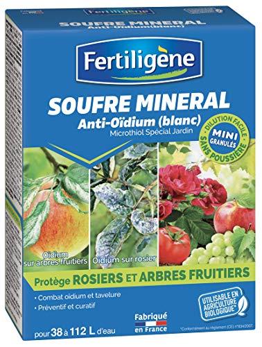 Fertiligène Mineralischer Schwefel, gegen Oidium, Konzentrat, 750 g
