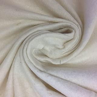 Guata por metros - 100% algodón - 280 cm ancho - Largo a elección de 50 en 50 cm | Color natural