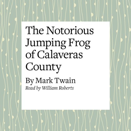 The Celebrated Jumping Frog of Calaveras County copertina