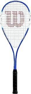 Wilson Unisex Adult 2-WRT915230 Impat Pro 500sq Racket 1/2 Cover - Blue/White, One Size