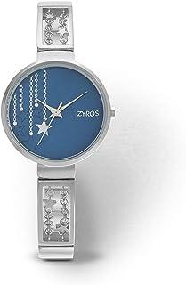 Zyros Dress Watch for Women, Quartz, ZAA010L111105