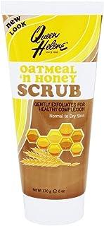 Queen Helene Tube Oatmeal N Honey Scrub 6 Ounce (177ml) (3 Pack)
