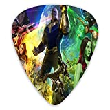 Púas de guitarra de The Avengers para hombre, regalo de guitarra, regalo para músico, novio, regalo de aniversario, regalo de San Valentín